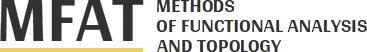 MFAT - Methods Funct. Anal. Topology (logo)